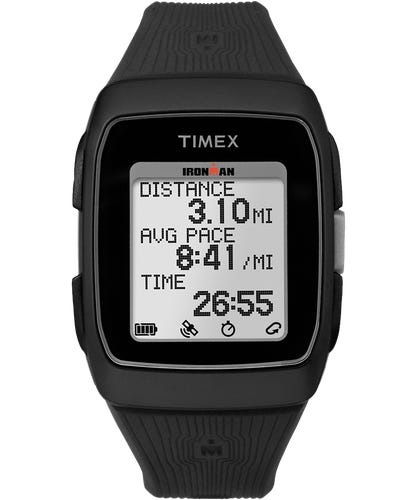 IRONMAN TIMEX GPS Watch  - Black
