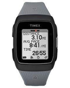 IRONMAN TIMEX GPS Watch - Black/Grey
