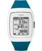 IRONMAN TIMEX GPS Watch  - White/Teal