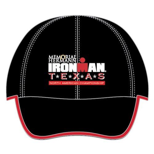 IRONMAN TEXAS 2019 EVENT TECH HAT - BLACK