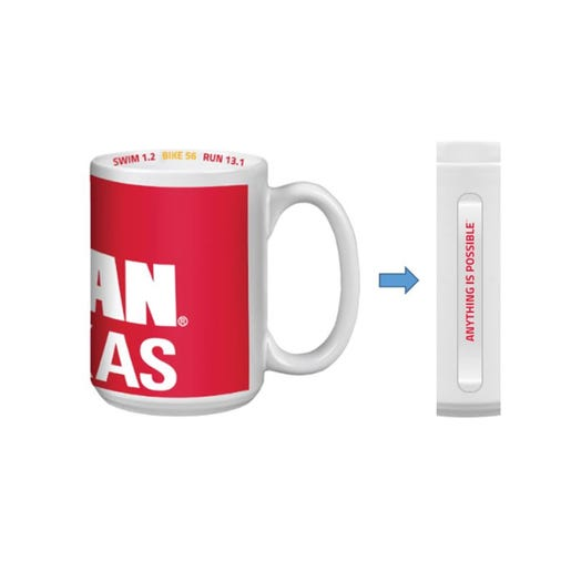 IRONMAN 70.3 Texas 2019 Event Coffee Mug