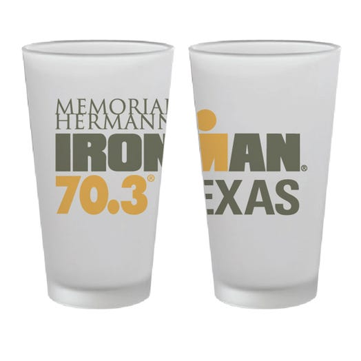 IRONMAN 70.3 Texas 2019 Event Pint Glass