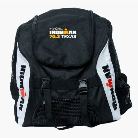 IRONMAN 70.3 Texas Event Backpack