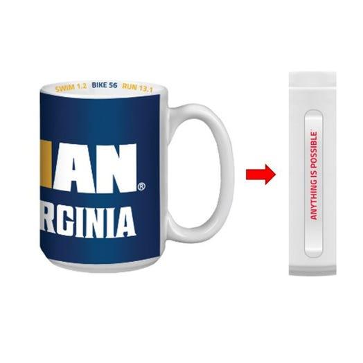 IRONMAN 70.3 VIRGINIA EVENT COFFEE MUG