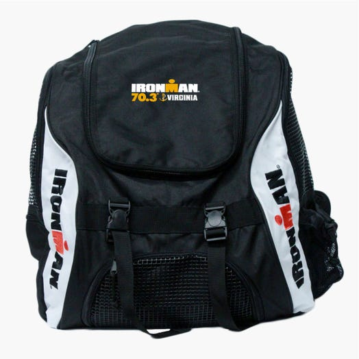 IRONMAN 70.3 Virginia Event Backpack