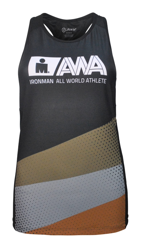 IRONMAN Women's All World Athlete Tri Top - Black