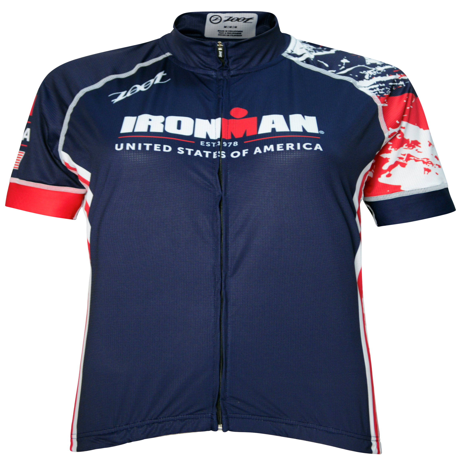 IRONMAN Zoot Women's Team USA Cycle Jersey