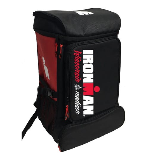IRONMAN Wisconsin Event Backpack