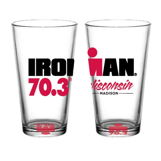 IRONMAN 70.3 WISCONSIN EVENT PINT