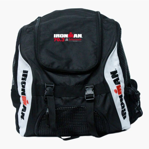 IRONMAN 70.3 Wisconsin Event Backpack