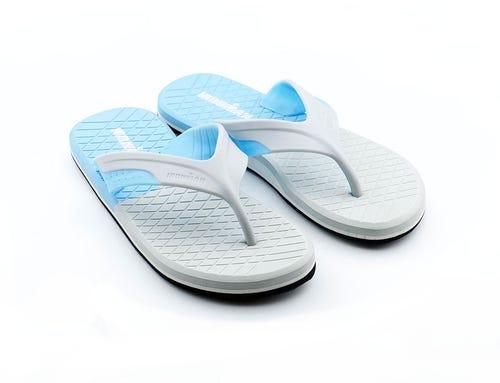IRONMAN Women's Kai Flip Flop- Sky Blue