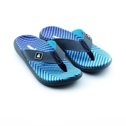 IRONMAN Women's Kumu Sandal-Carbon