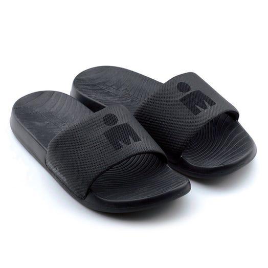 IRONMAN Women's MakaiSlide Sandals - Black