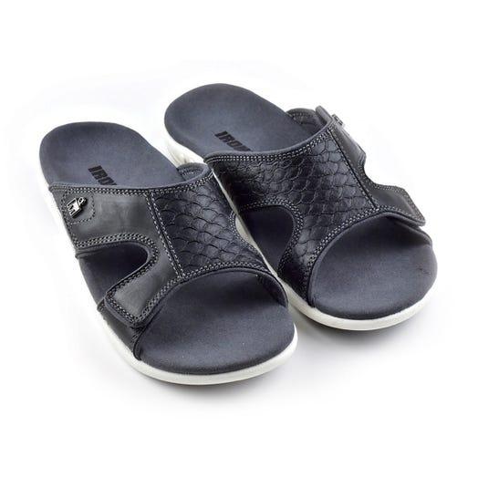 IRONMAN Women's 'OHANA Slide Sandals - Black