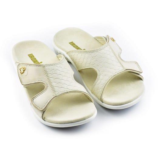 IRONMAN Women's 'OHANA Slide Sandals - Saddle Tan