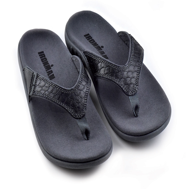 IRONMAN Women's 'OHANA Sandals - Black