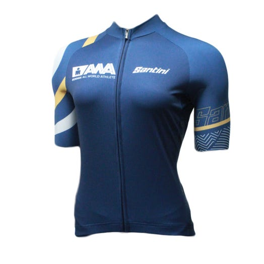IRONMAN SANTINI WOMEN'S ALL WORLD ATHLETE CYCLE JERSEY