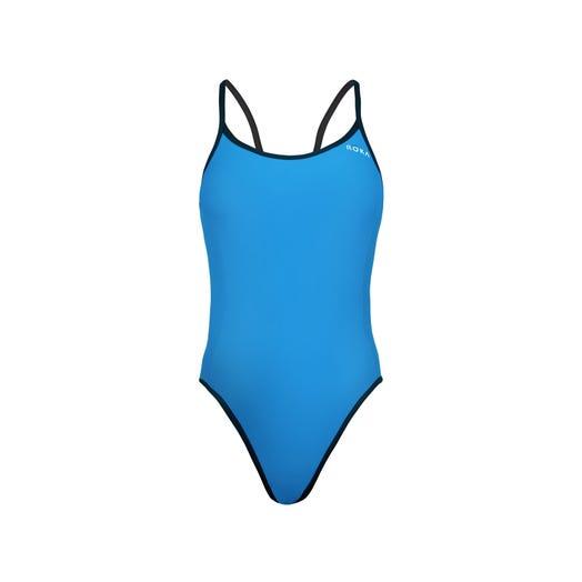 IRONMAN ROKA Women's Elite HD One-Piece Strap Back Swimsuit