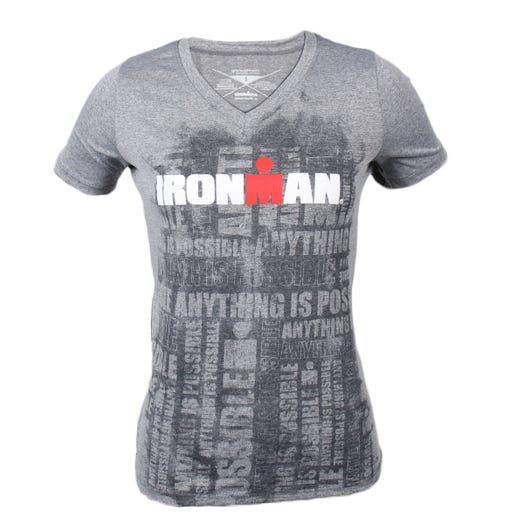 IRONMAN Women's Sweat-Activated In Training Shirt