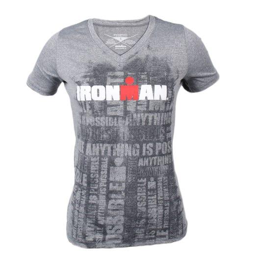 IRONMAN Women's Sweat-Activated In Training Shirt