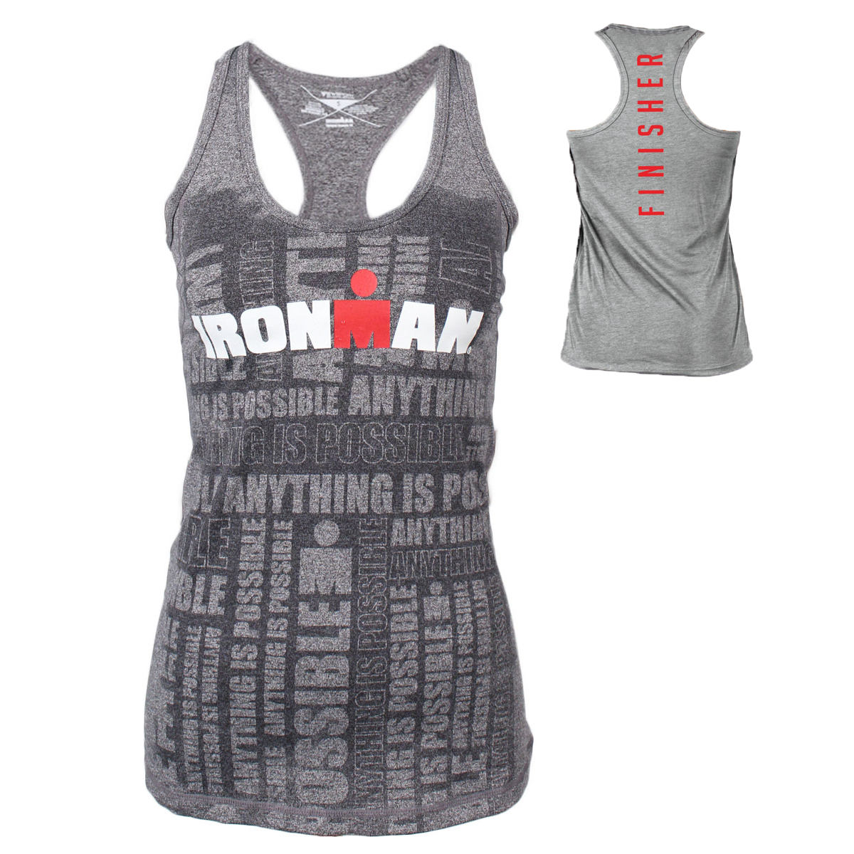 IRONMAN Women's Finisher Sweat-Activated Tank Top