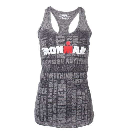 IRONMAN Women's Sweat-Activated In Training Tank