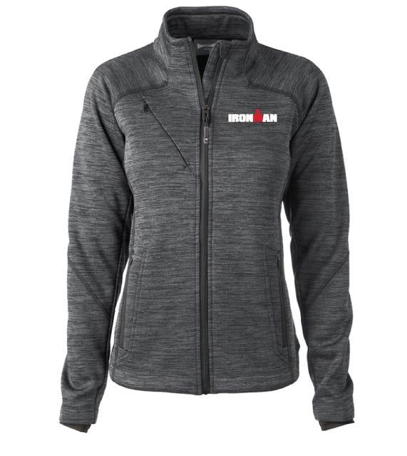 IRONMAN Women's Essential Jacket - Heather Grey