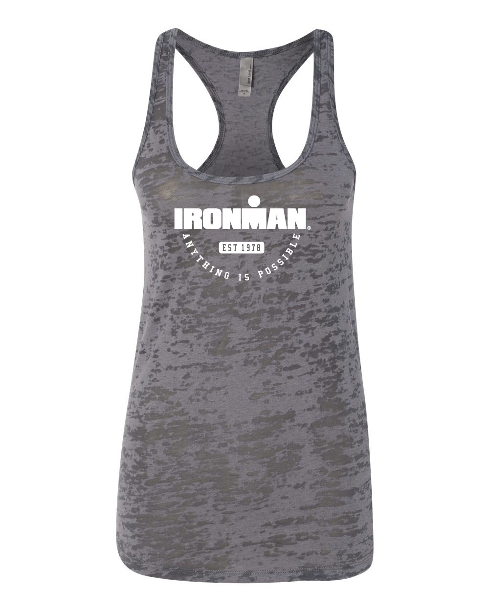 IRONMAN Women's Burnout Tank