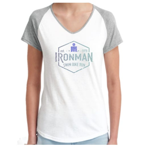 IRONMAN Women's Wordmark Tee