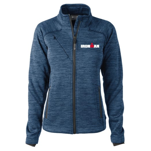 IRONMAN Women's Essential Jacket - Blue