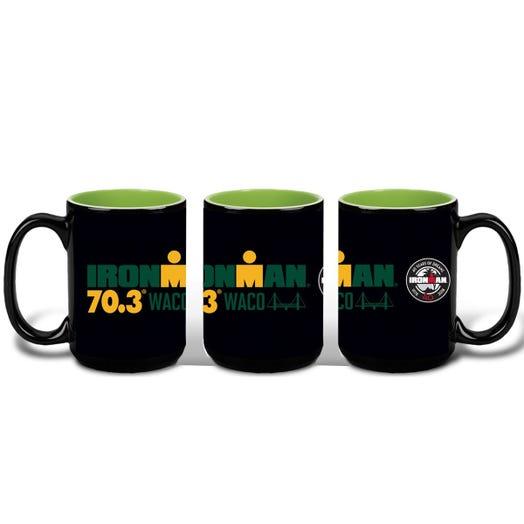 IRONMAN 70.3 WACO EVENT COFFEE MUG