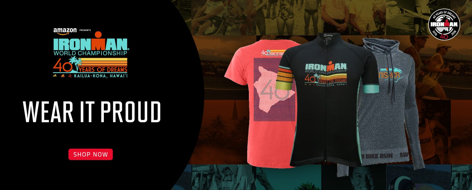 IRONMAN World Championship Merchandise