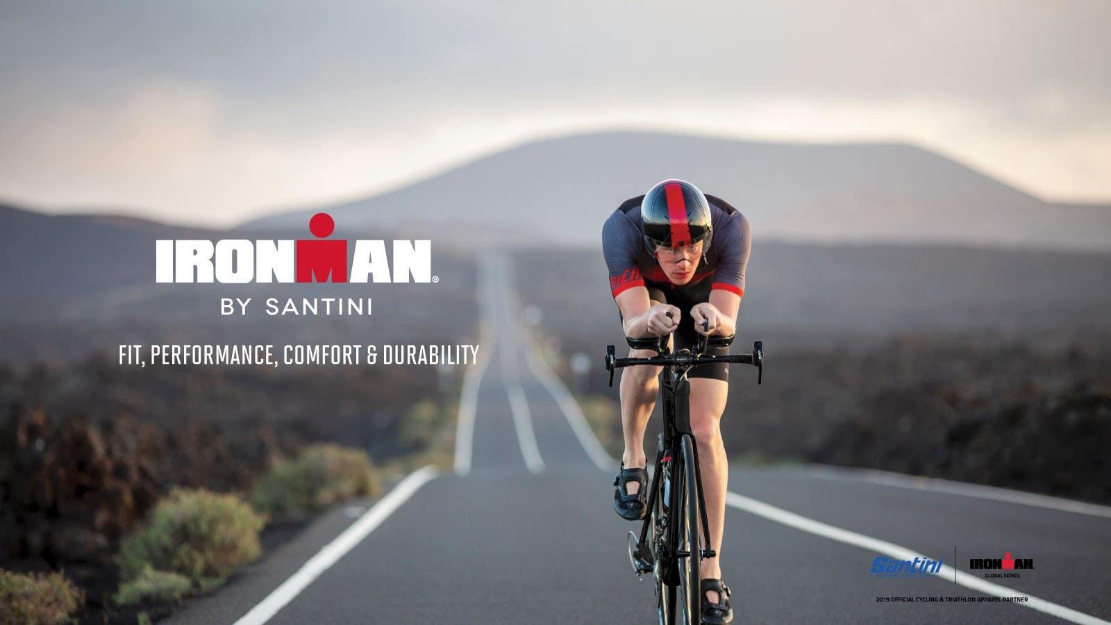 IRONMAN BY SANTINI