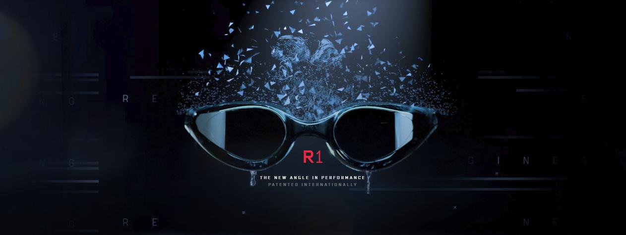 106465b416a IRONMAN Roka R1 Goggle - Amber Mirror